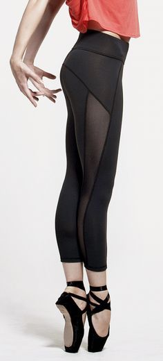 ♡ Mesh Workout Leggings | Good Fashion Blogger | Fitness Apparel ...