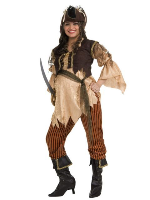 Pirate Queen Maternity Adult Costume Pirate Party Ideas