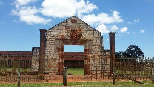 Ruinas Jesuiticas De San Cosme Y San Damian Landmarks Building Travel
