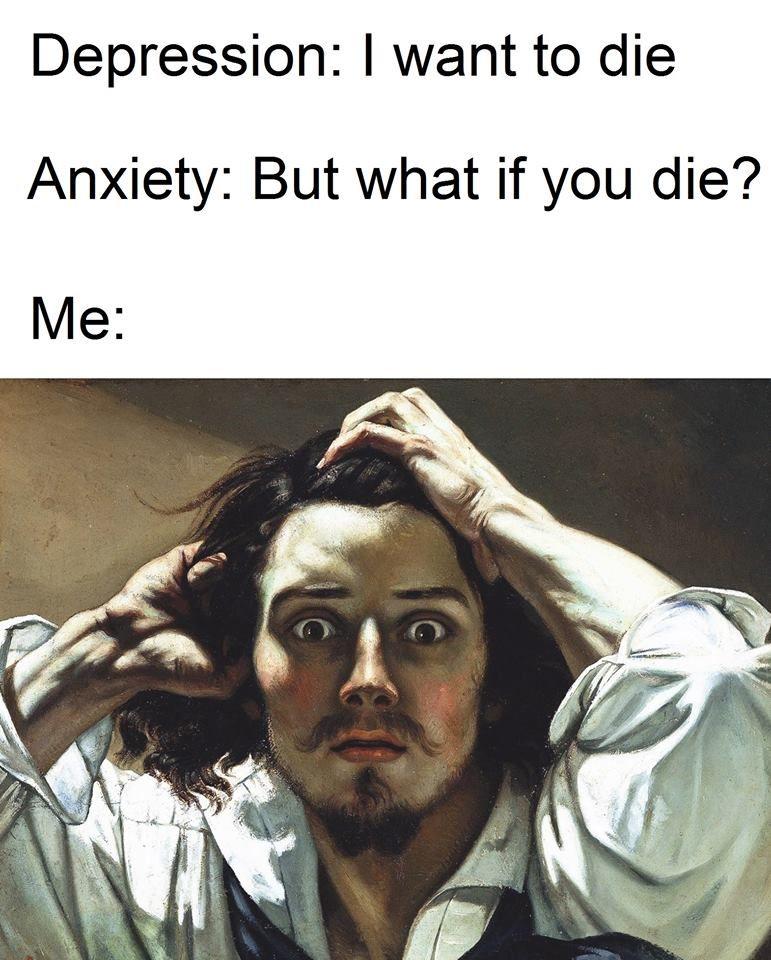The Desperate Man Classical Art Memes Art History Memes Art Memes Too desperate for my ketamine fix i have become. the desperate man classical art memes