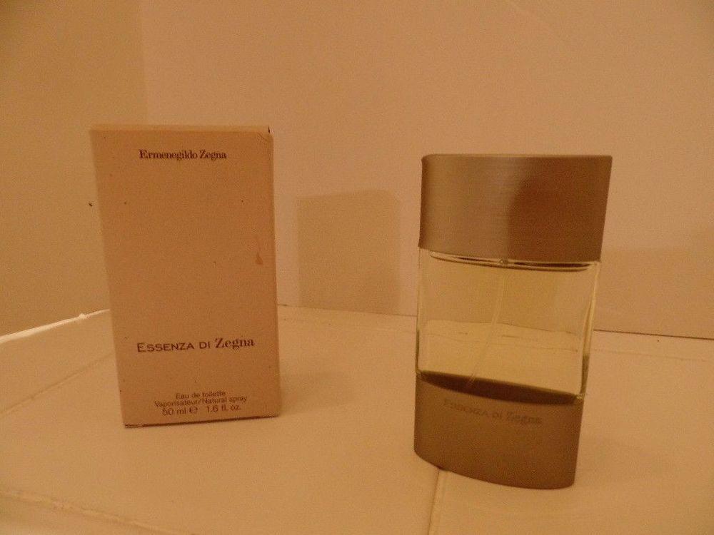 24e0ff62f0556 Essenza Di Zegna by Ermenegildo Zegna Eau de Toilette Spray Rare~1.6 OZ~For  Men #ErmenegildoZegna