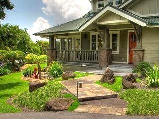 Craftsman Luxury Bungalow Japanese Gardens Spa Vacation Rental