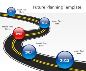 PowerPoint Future Planning Template Is A Free PPT And Slide Design That You Can Download To Make Awesome Presentations On