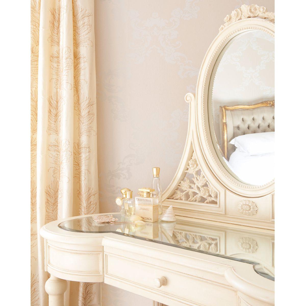 Parisian cream dressing table decor penteadeiras pinterest