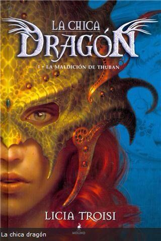 la chica dragon