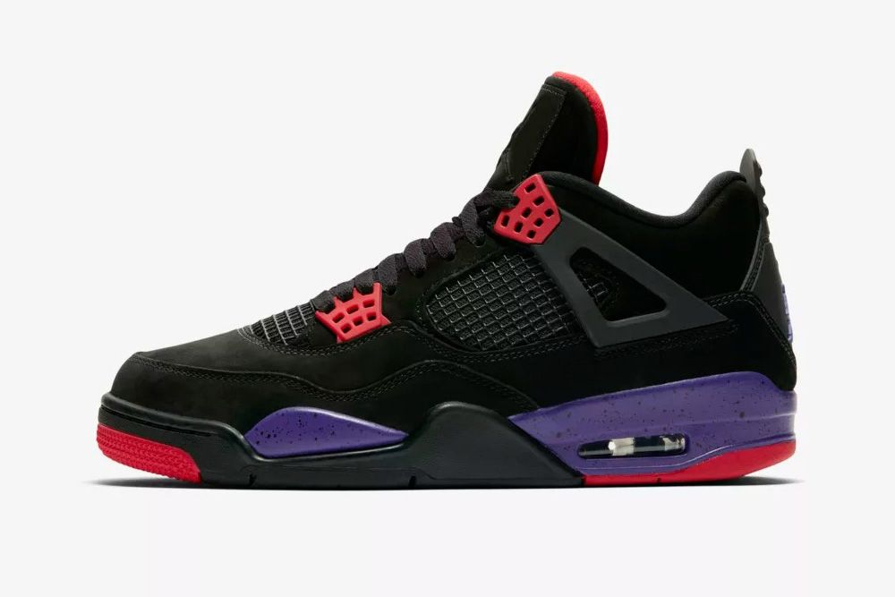 Air Jordan 4 Raptors Znamy Date Premiery I Mamy Oficjalne Foty Girls Basketball Shoes Air Jordans Retro Mens Nike Shoes