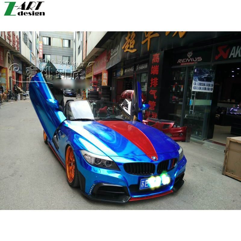 Free Dhl Ship Z4 E86 E89 Lambo Door Hinges For Bmw E86 E89 Z4 Special Scissors Door Kit Vertical Door Price 2080 99 Free Worldwide Ship Bmw Lambo Bmw Car