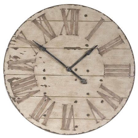 I pinned this Harrington Wall Clock from the Spring Forward event at Joss and Main!