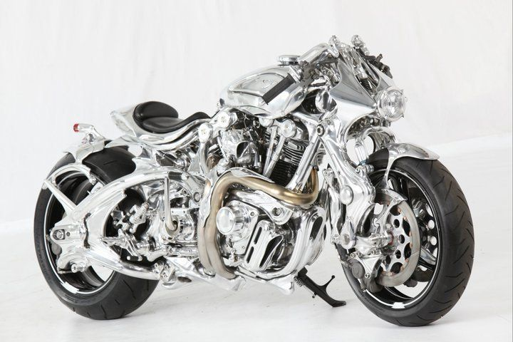 Probably The Best Custom Bike Ever Made Cafe Racer Style Super
