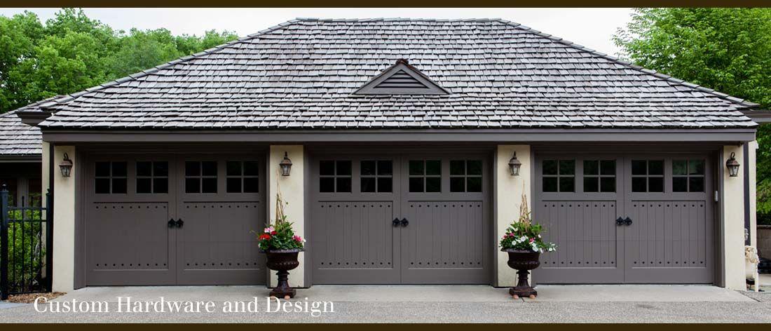 Designer Doors Custom Wood Garage Doors Front Entry Doors Classy Designer Garage Door