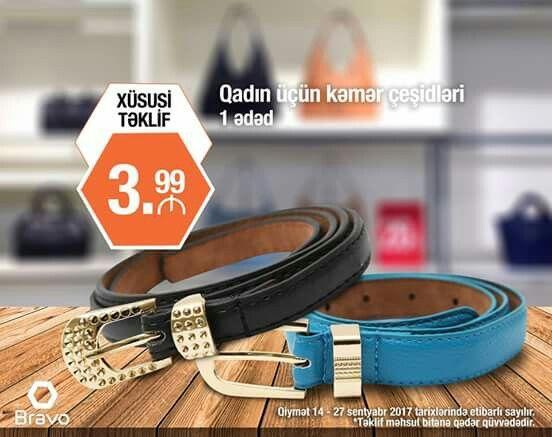 Qadin Və Kisi Kəmərləri əla Qiymətlərlə Bravo Hipermarketdə Belts For Men And Women Are Available For Great Prices At Bravo Hypermar Accessories Belt Fashion