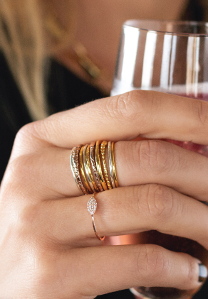 Love these layered rings http://rstyle.me/n/gj2x5nyg6