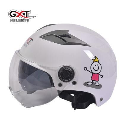 Genuine GXT Summer Helmet Men Women Motorcycle Motorbike Riding Helmet