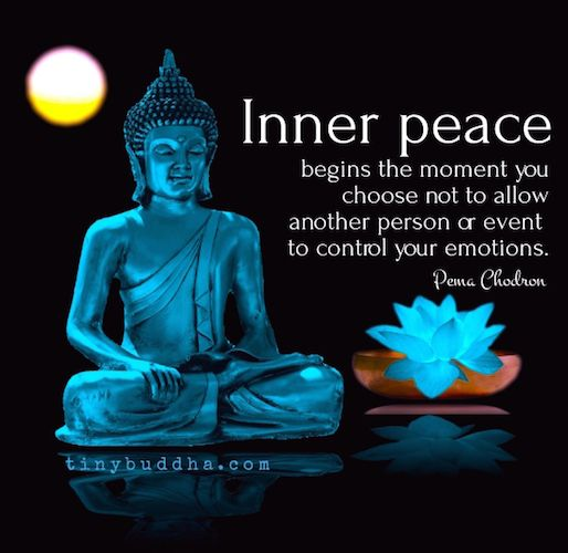 Image result for buddha quotes on inner peace