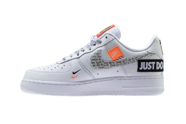 release date 73894 5811b A New Nike Air Force 1 Low Is Destined for The Just Do It Pack