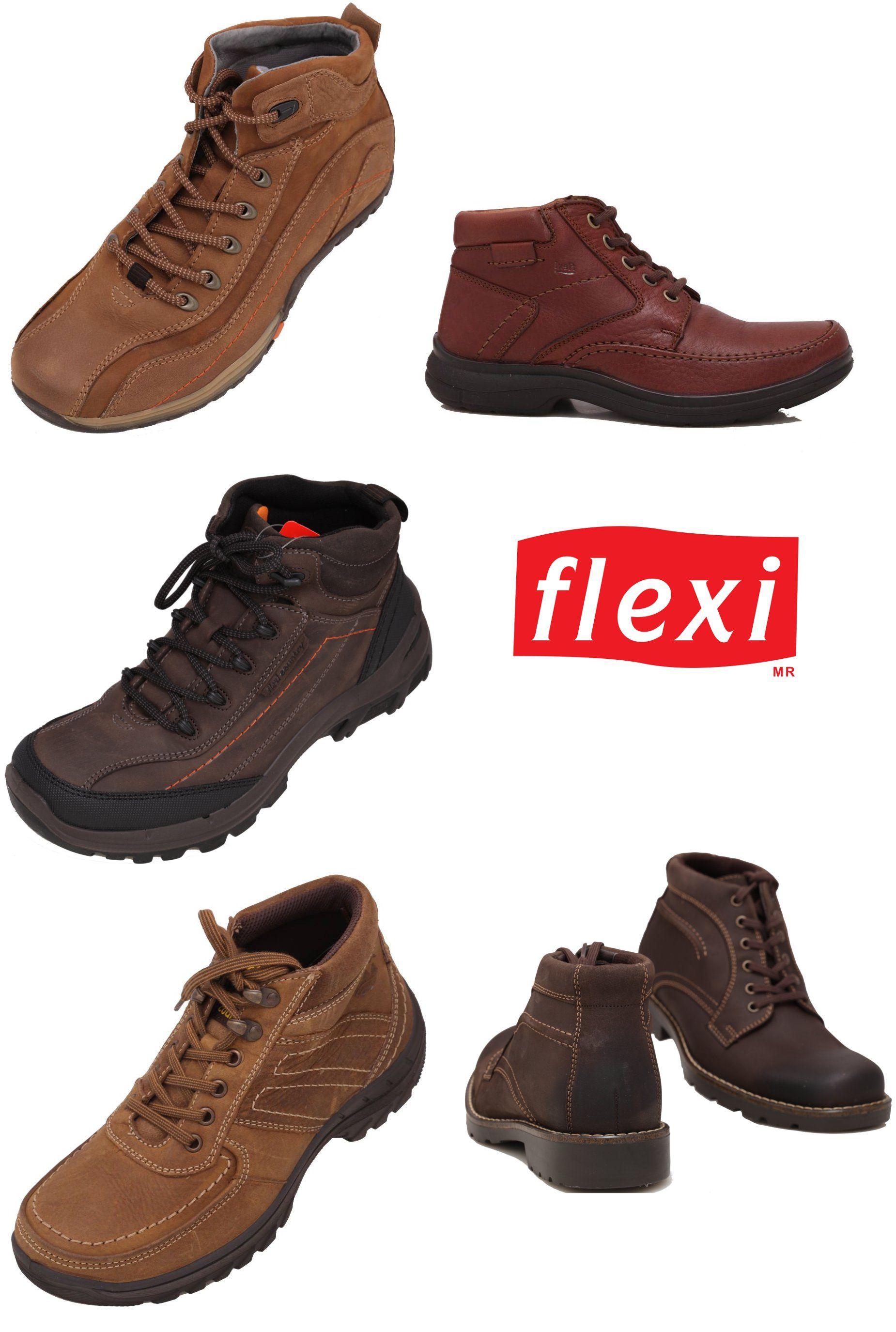 Botas #Flexi para #Hombre modelos 2014 disponibles en
