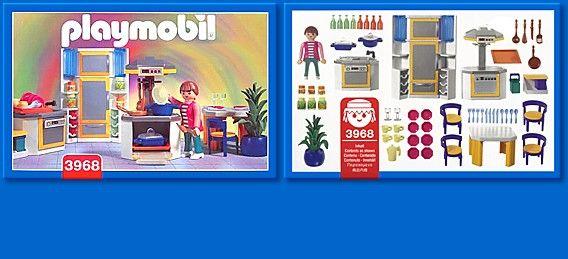 Best Playmobil Set 3968 Modern Kitchen Playmobil 640 x 480