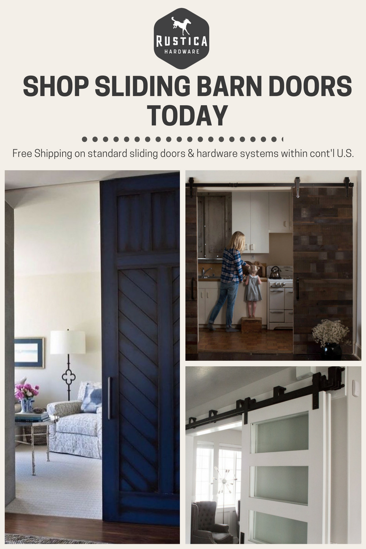 Rustica Hardware Sliding Barn Doors And Hardware Free Shipping On