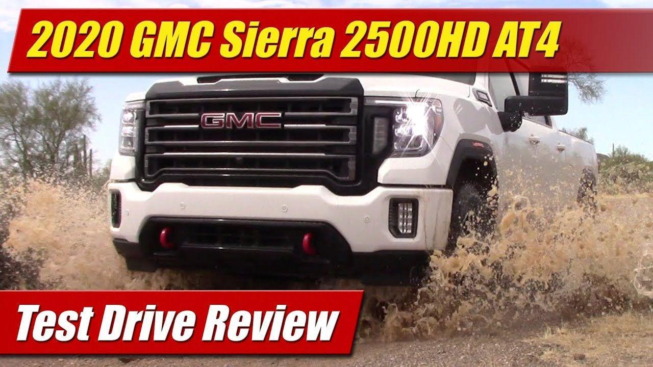 When Can I Order A 2020 Gmc Sierra Hd Release Date Di 2020