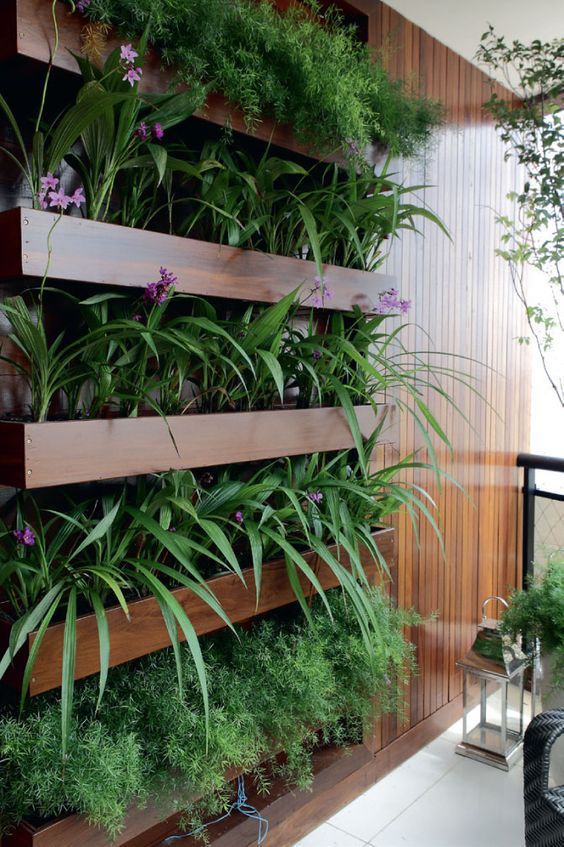 30 modern and elegant vertical wall planter pots ideas on indoor vertical garden wall diy id=92238