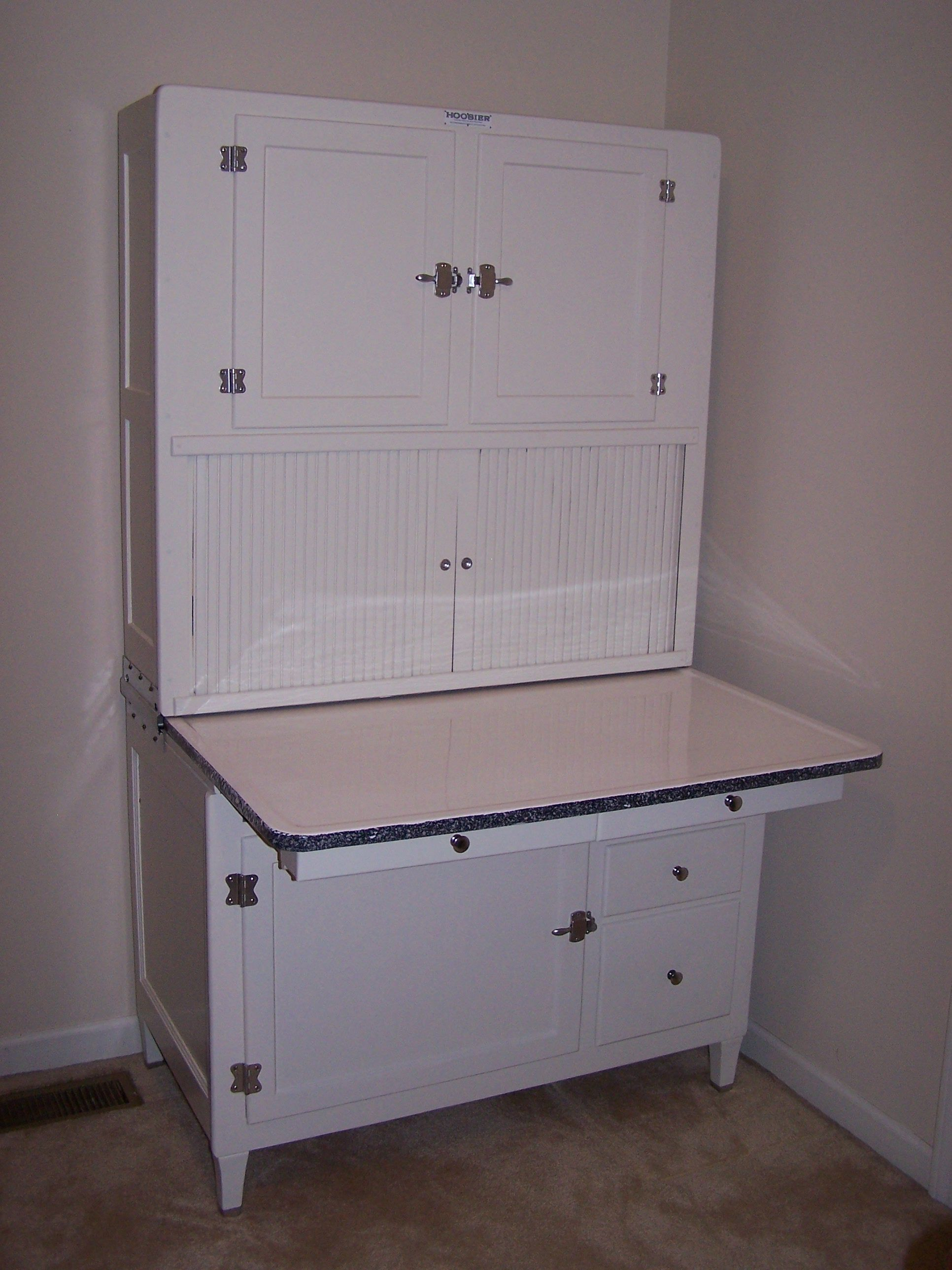 Hoosier Cabinet Refurb Hoosier Cabinet Cabinets For Sale White Furniture Living Room