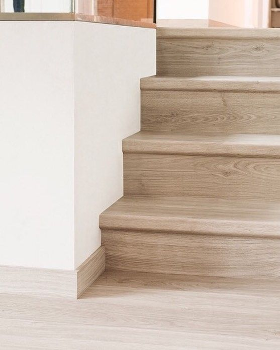 Make Your Stairs Beautiful Again! With Our Flush Stairnose Solutions For  Laminates Engineered Wood Floors And Even Porcelain Tiles.