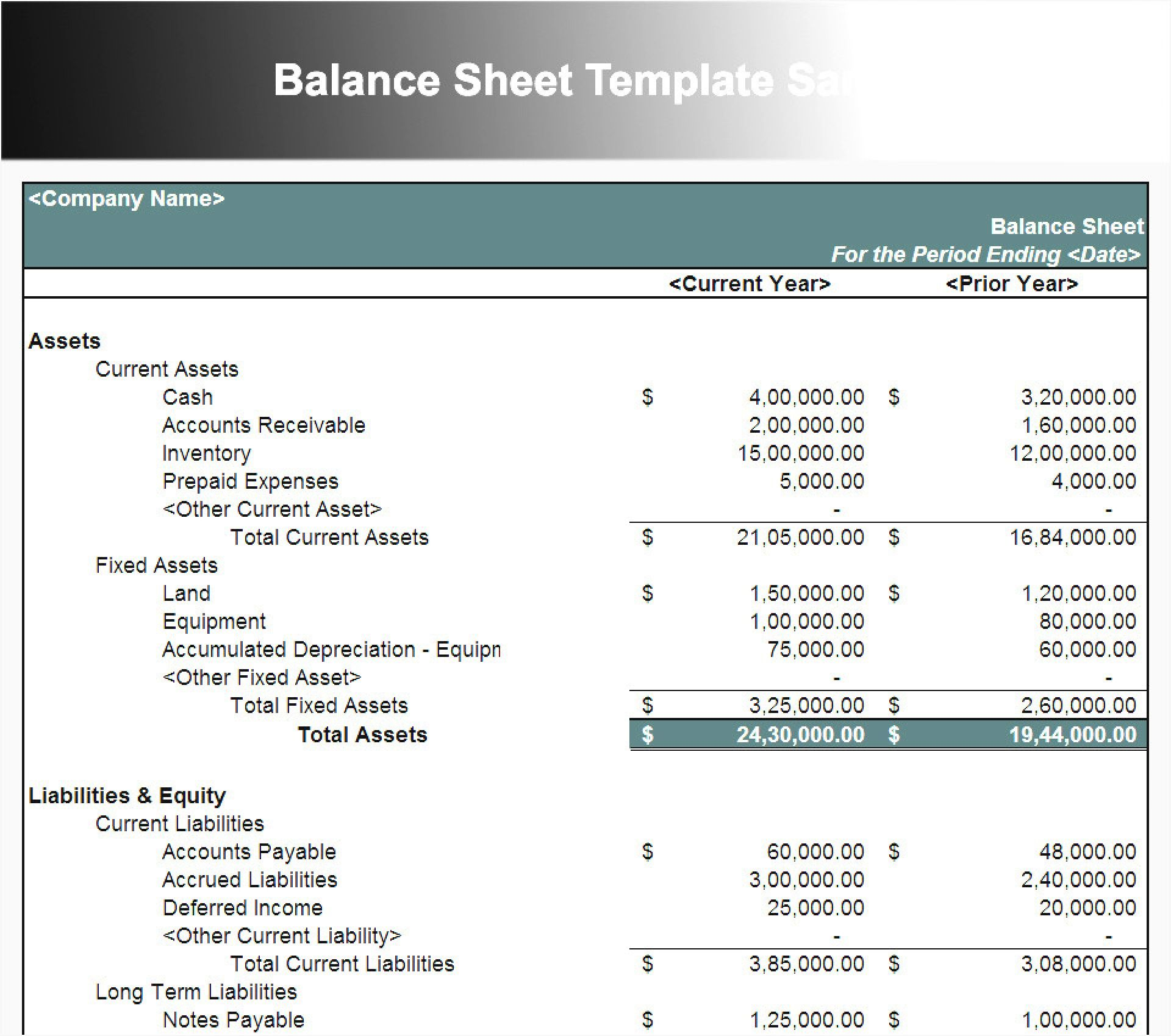 The Wonderful 006 Balance Sheet Template For Small Business Free 1920x1700 For Balance Sheet Template Budget Spreadsheet Template Excel Spreadsheets Templates
