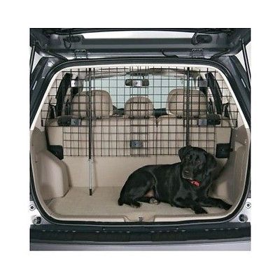 Dog Barrier For Suv Restraint For Car Van Vehicle Gate Universal Fit