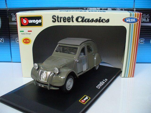Modelcarparadise Nl Citroen 2cv Eend Bburago 1 32 Eend Miniature Oldtimers