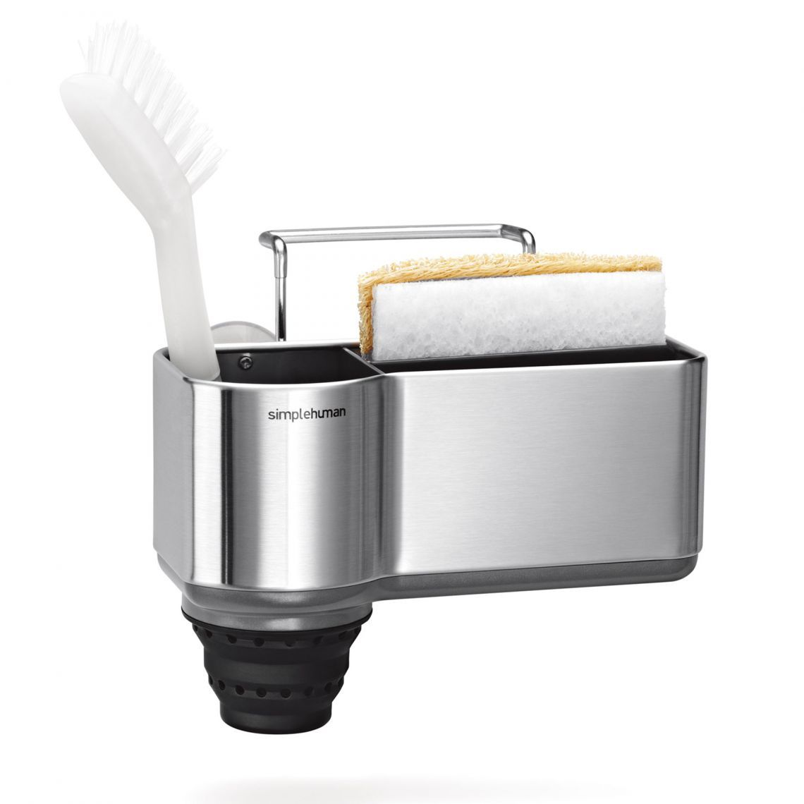 Sink Caddy Brushed Stainless Steel Kitchen Sink Caddy