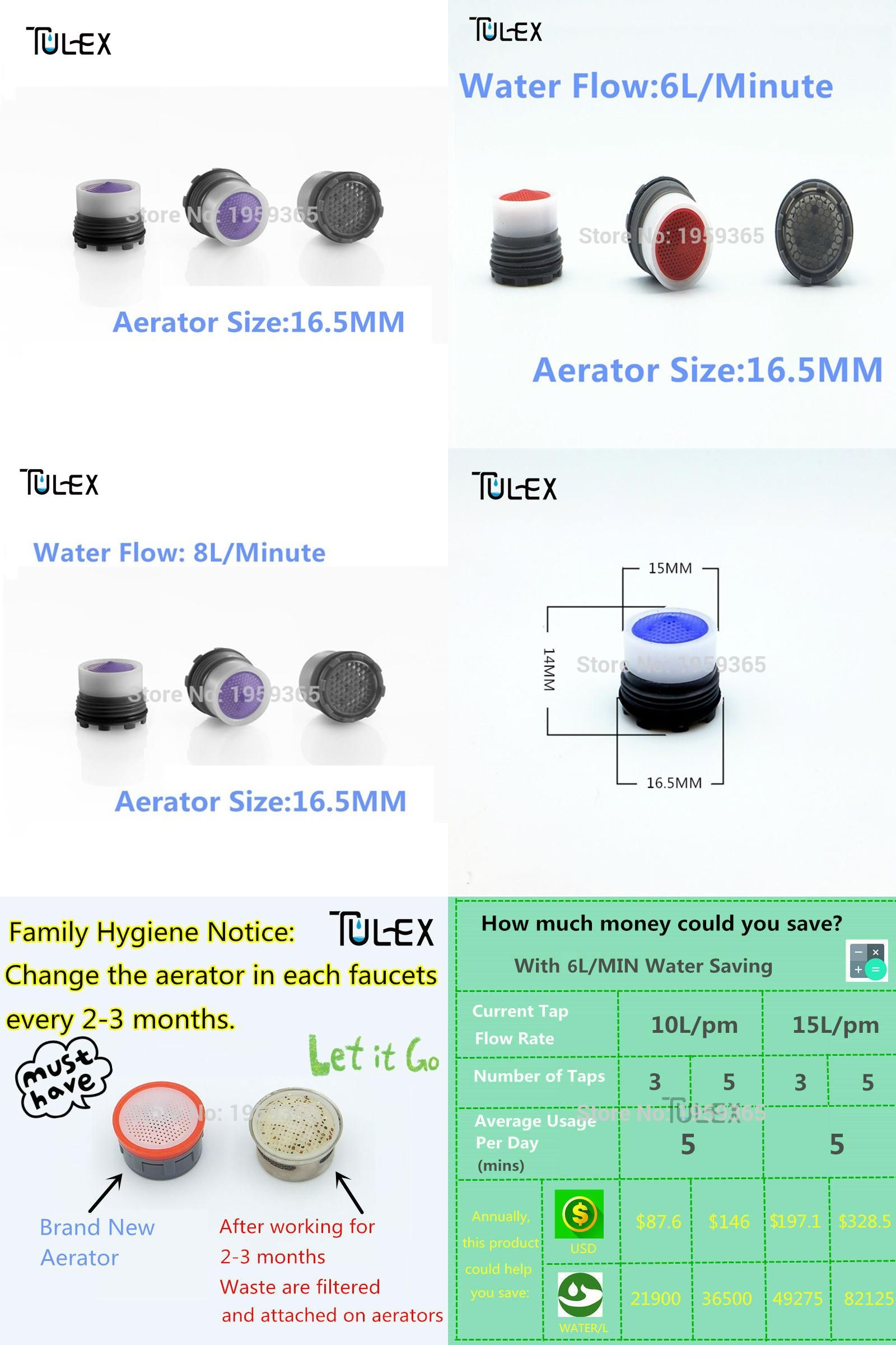 Visit to Buy] Faucet Aerator Spout Bubbler Filter Accessories Hide ...