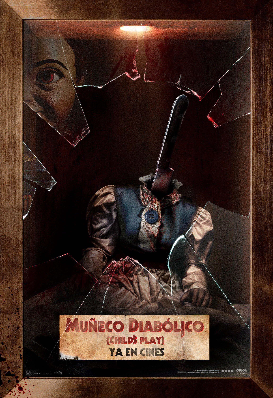 Muñeco Diabólico Personajes De Terror Peliculas De Terror Juegos Para Niños