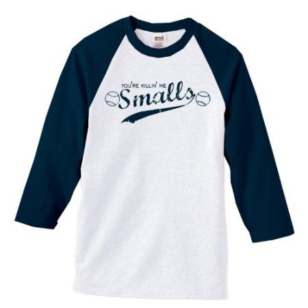 af13737b Amazon.com: Funny Shirt - You're Killin me Smalls Baseball Sandlot Shirt -  Mens Womens Ladies - Tee Shirt, TShirt, T Shirt: Everything Else
