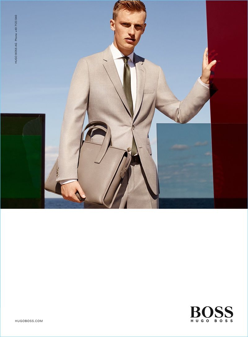 Watch Hugo Boss Holiday 2013 Campaign video