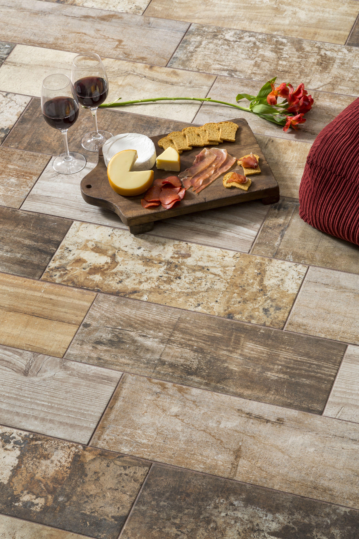 Atrevete a vestir tu patio con esta tendencia de pisos for Ceramica exterior