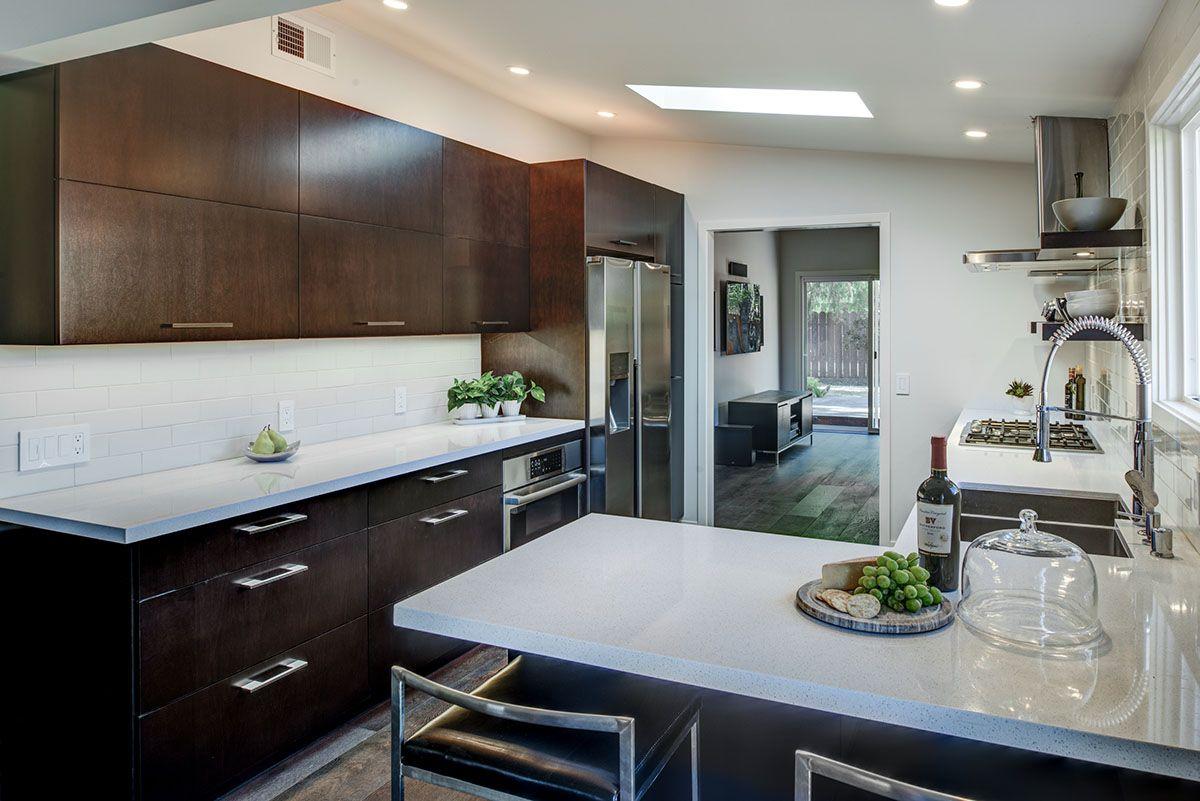 Contemporary Kitchen Cabinets  San Francisco  Gilmans  Skymark Enchanting Contemporary Kitchen Cabinets Design Ideas