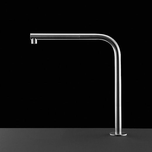 The FRE21 kitchen spout with retractable hand shower by CEA Design ...