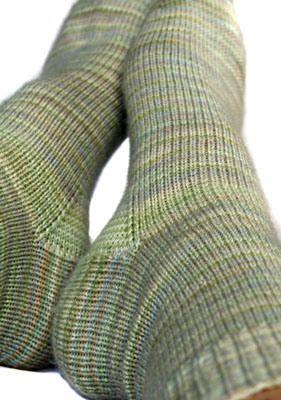 Du kannst zwar stricken, hast aber noch nie Socken gestrickt?