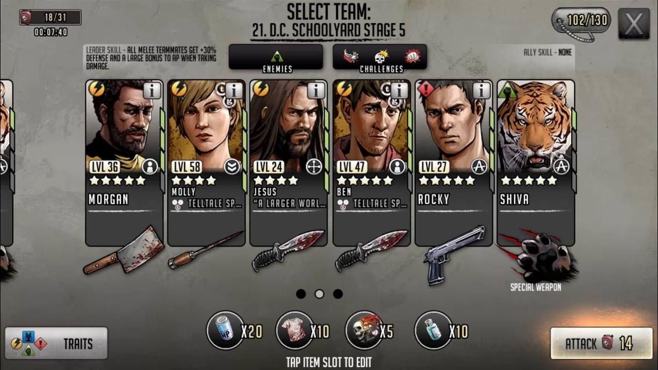 How To Hack Walking Dead Road To Survival