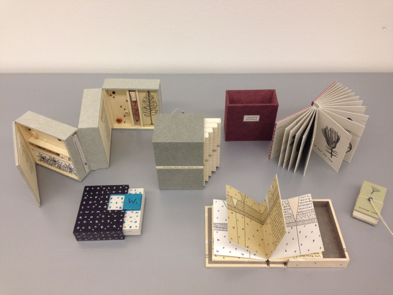 Jody Williams: Books and Artists' Books Seven... | Hennepin County Library