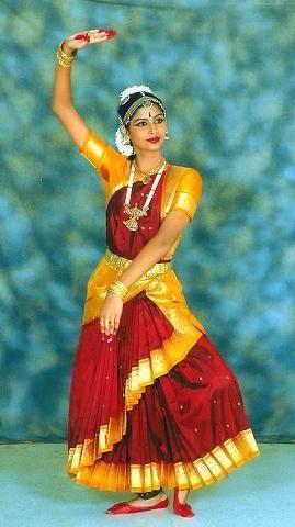 eb523cb6a Indian Cross Fan Skirt Pure Silk Bharatanatyam Costume at very ...