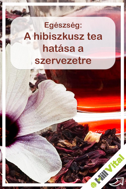 hibiszkusz tea fogyás előnyei)