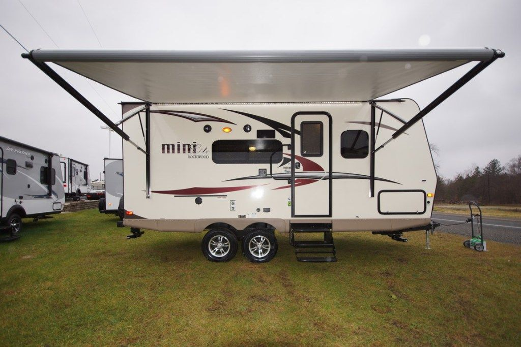 Rving Without Overkill 2017 Forest River Rockwood Mini Lite