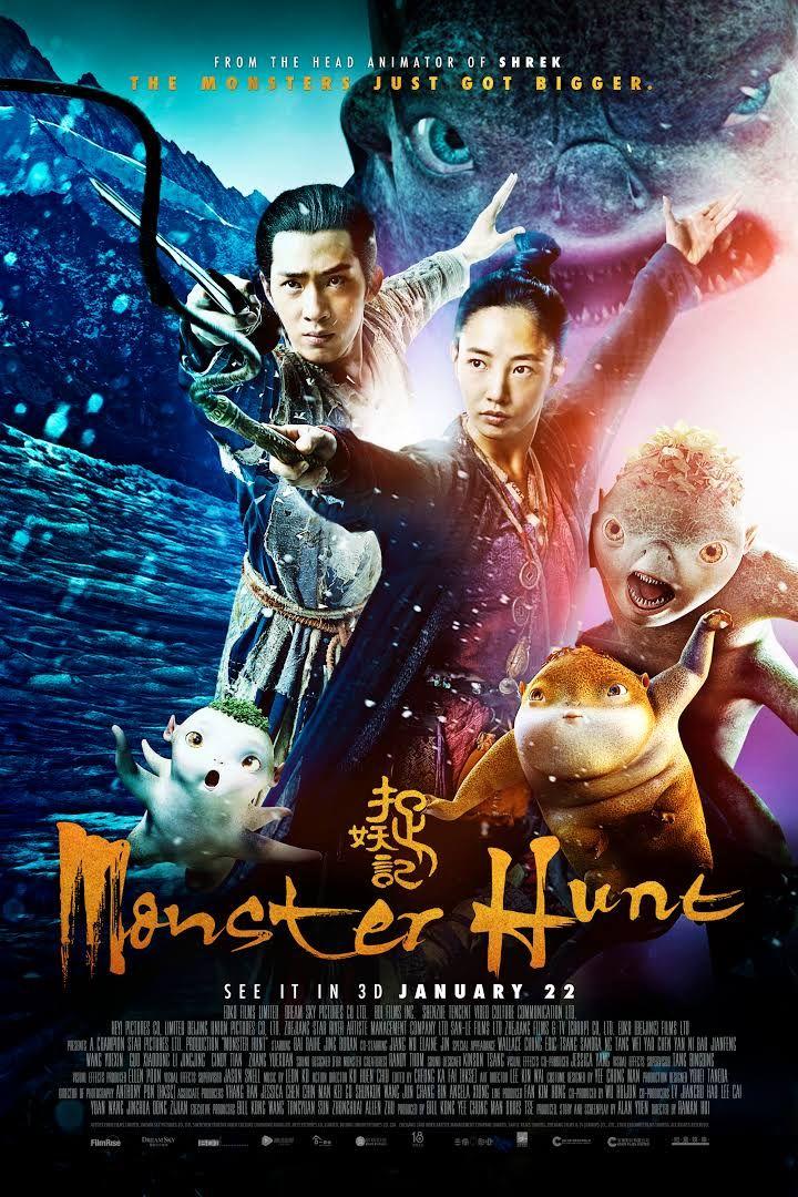 Watch Monster Hunt Movie Online Monster Hunt Movie Monsters Free Movies Online