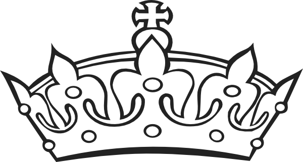 Crown Outline Sticker Overlay Design Element Free Image By Rawpixel Com Noon Crown Tattoo Design Crown Outline Crown Tattoo