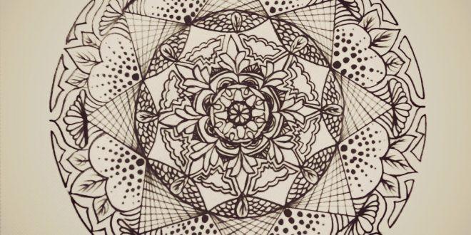 زخارف بالقلم الرصاص طفرة جوز Geometric Tattoo Geometric Tattoos