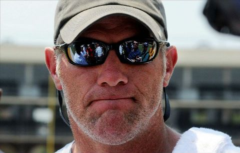 Hall Now Considering Moving Brett Favre's Induction -- Brett Favre is now more or less demanding that the Packers Hall of Fame move his induction ceremony inside Lambeau Field so that fans can attend. You go, Lord Favre.