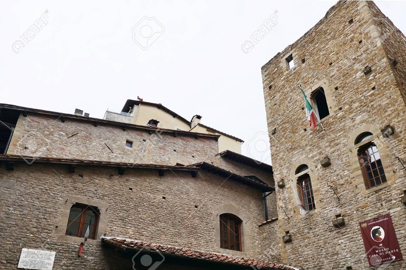 Museo Della Casa Di Dante Alighieri Firenze Italia Dante Alighieri Firenze Museo