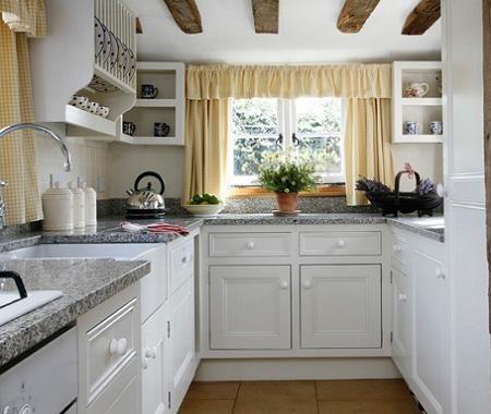 amueblar cocina peque a a cocina pinterest cocina On amueblar cocinas pequenas