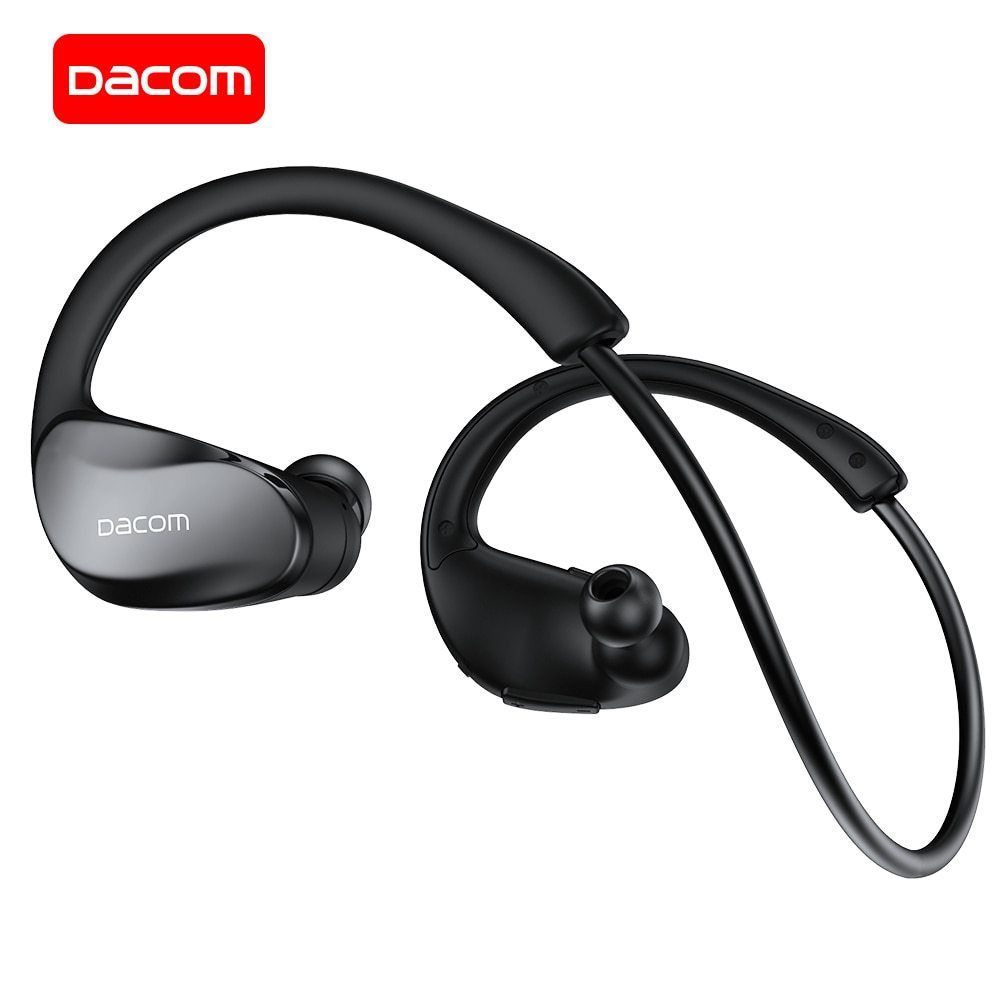 Dacom Athlete Sports Bluetooth Headphone 5 0 Wireless Headset For Running 12 Hours Playback Stereo Earphone For Iphone Samsung In 2020 Wireless Headset Bluetooth Headphones Headset